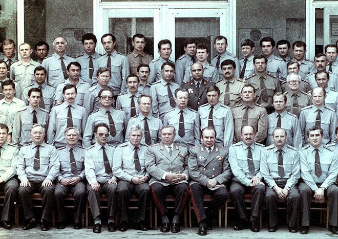 высшая школа милиции: